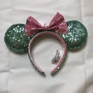 Disney Parks Minnie Mouse Headband Ears